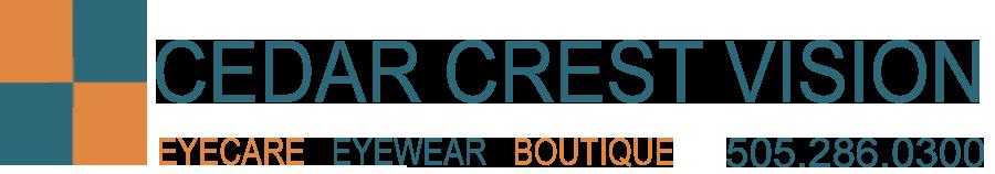 Cedar Crest Vision | 505.286.0300